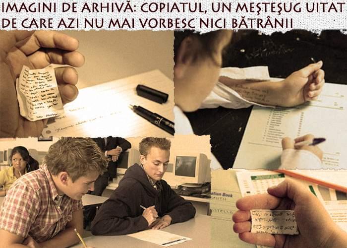 Pentru a mări promovabilitatea la Bac, Ministerul Educaţiei introduce cursuri de copiat