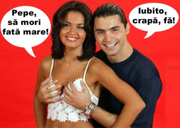 Pepe şi Oana: vezi aici cele mai frumoase 15 înjurături şi blesteme!
