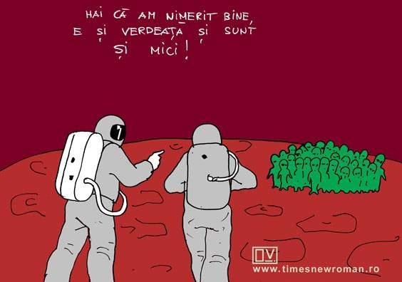 Picnic pe Marte