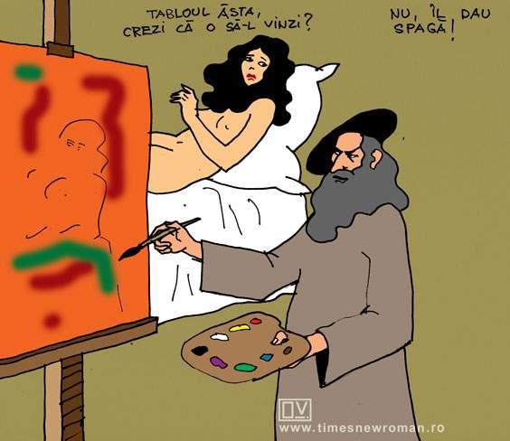 Pictorul spăgar