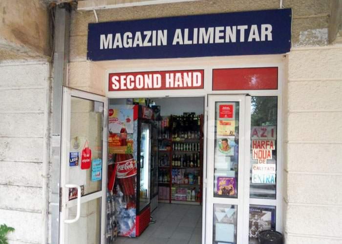 Piedone deschide un magazin cu mâncare second hand pentru pensionarii din sectorul 4!