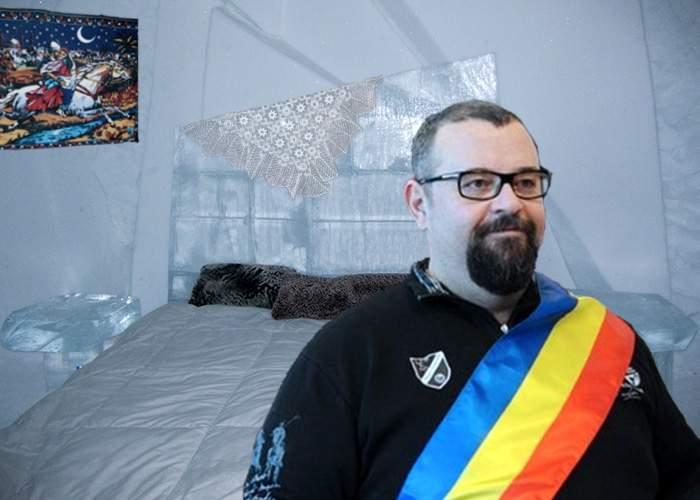 Piedone va amenaja un apartament de gheaţă în cartierul Berceni