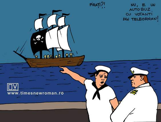 Piraţii din Teleorman