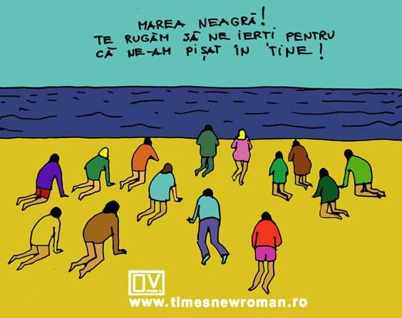 Pocăință la mare