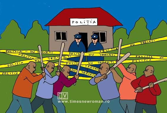 Poliția în siguranță