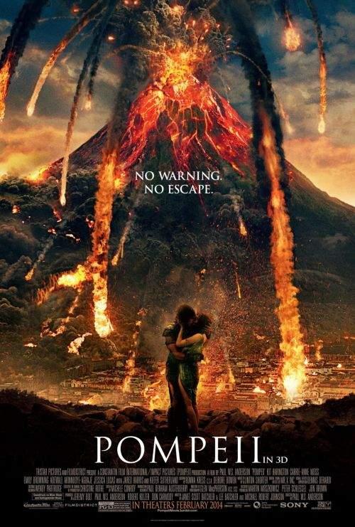 Pompeii – C-așa vrea zeii mei