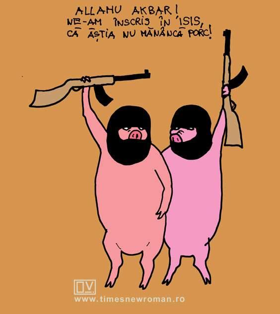 Porcul islamist