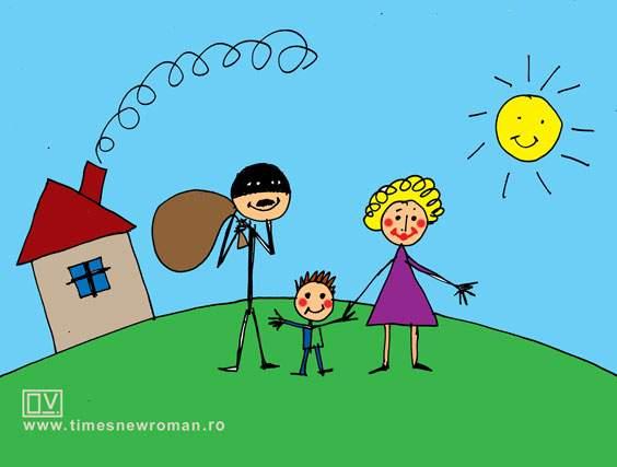 Portret de familie din Teleorman