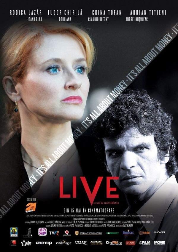 Live – Despre ploi și morminte