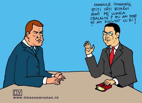 Preşedintele tuturor românilor