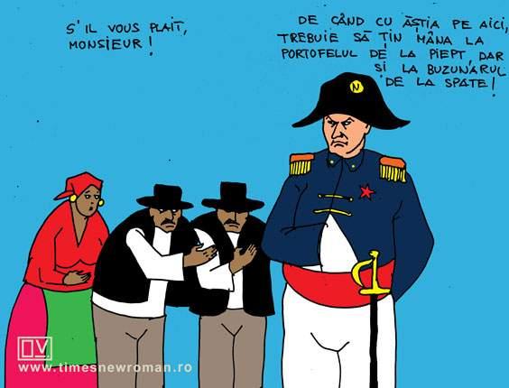 Problema francezilor