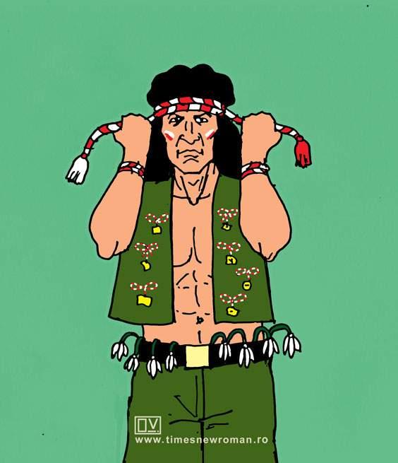 Rambo de 1 Martie
