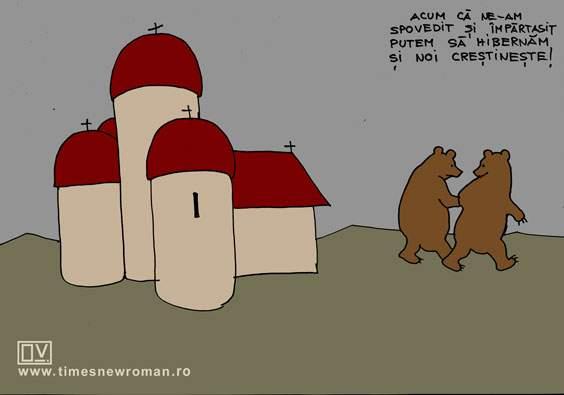 Rânduiala urșilor