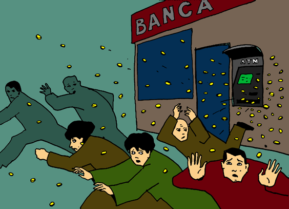 Răzbunarea Băncii