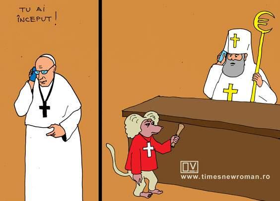 Răzbunarea Papei