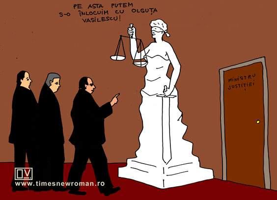 Reforma în justiţie