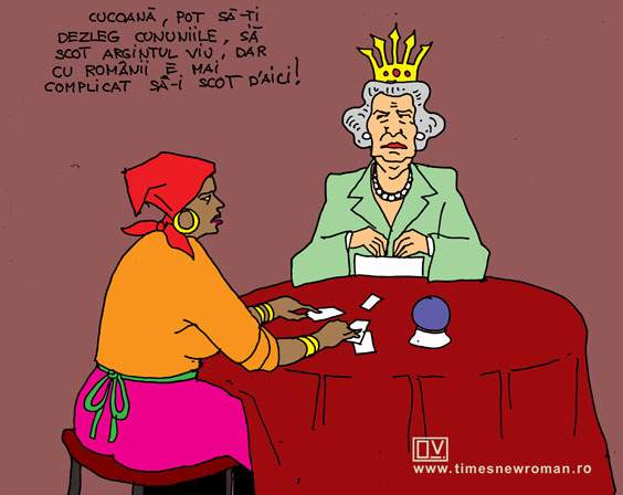 Regina ghicitoarelor