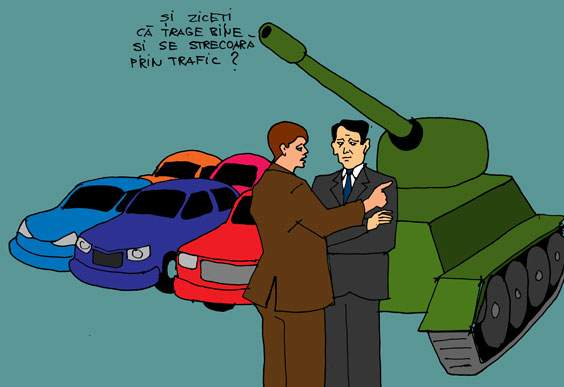 Rent a tank