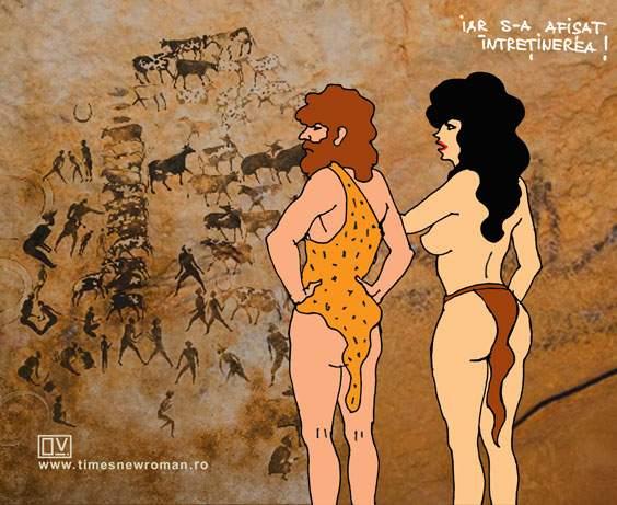 Restanţierii preistorici
