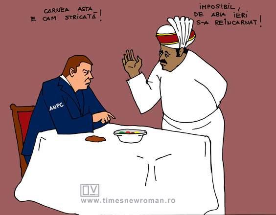 Restaurant cu specific indian