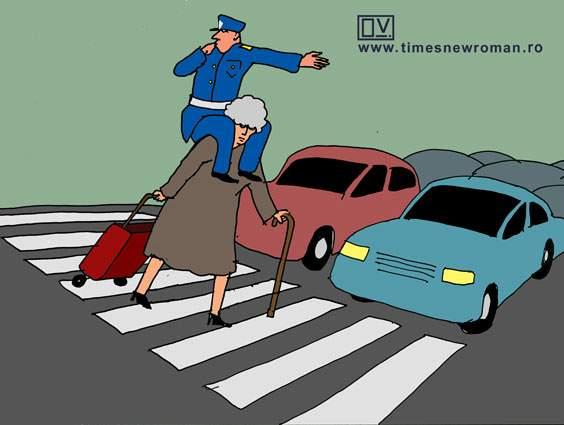 Revanșa polițistului
