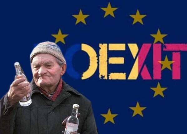 Tipic! România, disperată să iasă acum din Europa fiindcă la anul are preşedinţia UE şi e de muncă