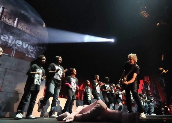 Zece lucruri despre concertul Roger Waters – The Wall
