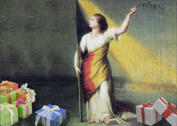 România a primit de ziua ei un cadou surpriză: Cadrilaterul!
