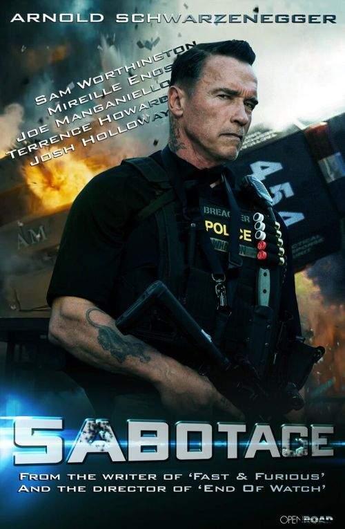 Sabotage – Arnie, orice-ar fi, noi mereu te vom iubi