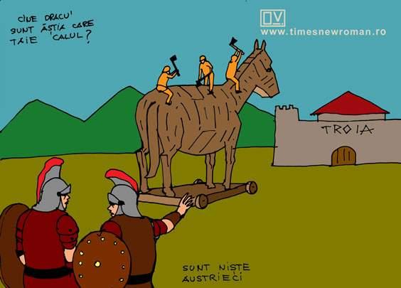Salvarea Troiei