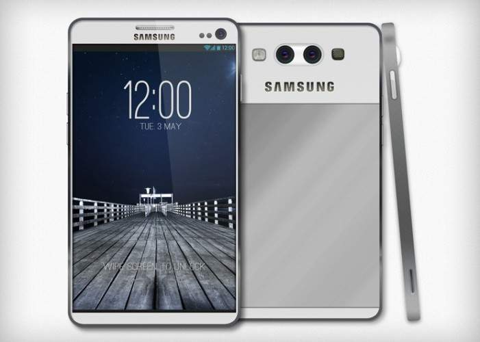 Veşti bune: noul telefon Samsung Galaxy va fi atât de subţire că se va putea tăia salam cu el