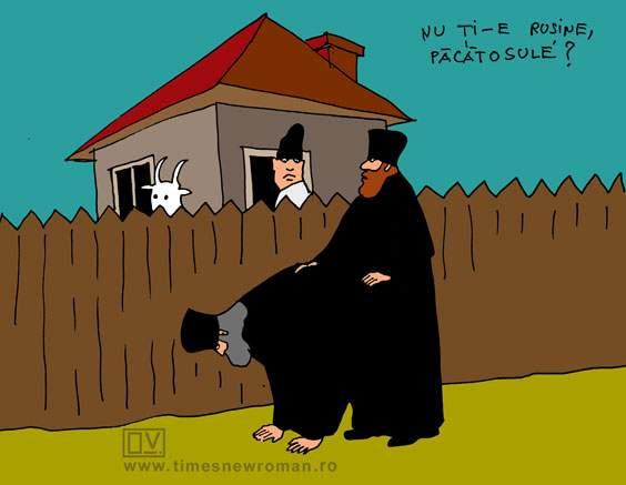 Satul ortodox
