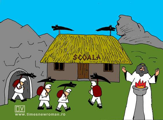 Școala dacică
