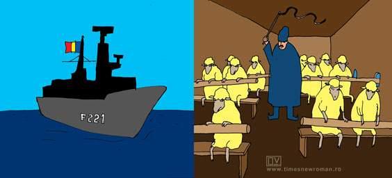 Secretul Marinei Române