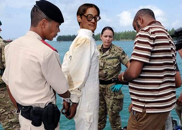 """Şeful piraţilor somalezi, prins în timp ce descărca de pe net ultimul sezon din """"Lost"""""""