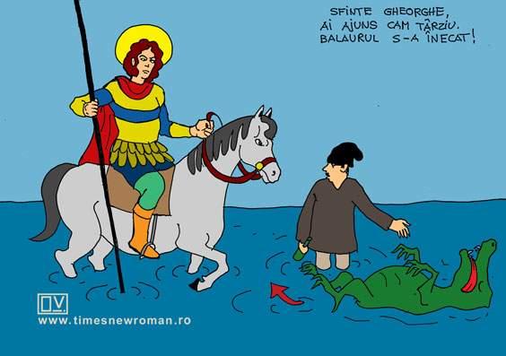 Sfântul Gheorghe în Teleorman