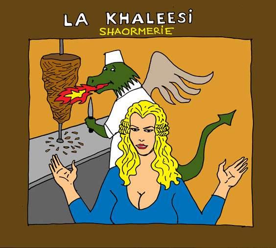 Shaorma La Khaleesi