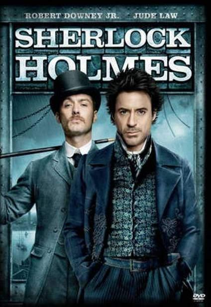 Sherlock Holmes (2009) – incendiar, dragă Watson!