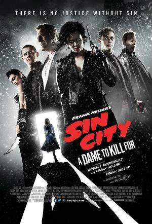 Sin City: A Dame to Kill For – O plimbare prin parcul însorit
