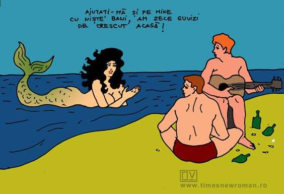 Sirena din Vamă