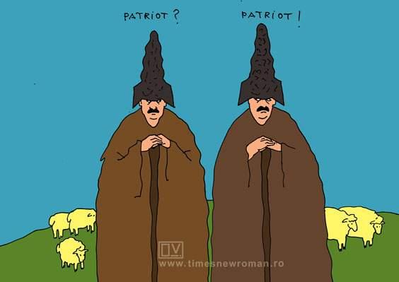 Sistemul Patriot în România