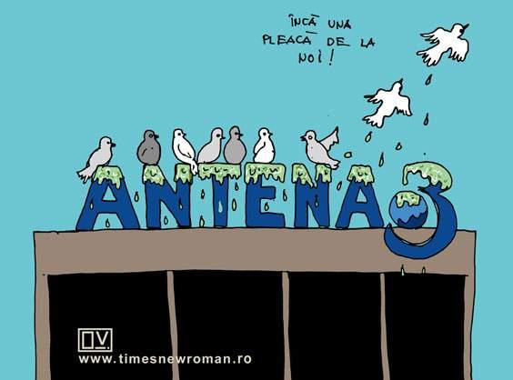 Situația la Antena3