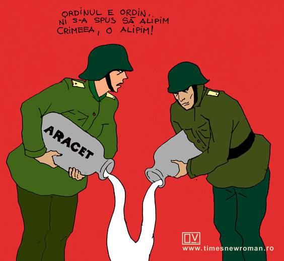 Soluţia rusească