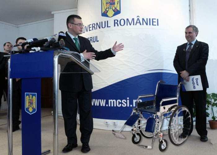 Statul va distribui handicapuri pentru posesorii de certificate de handicap fără acoperire