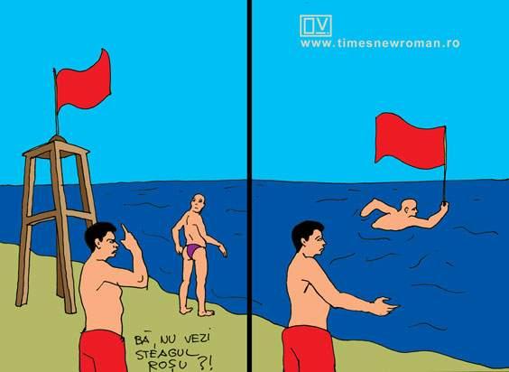 Steagul roșu