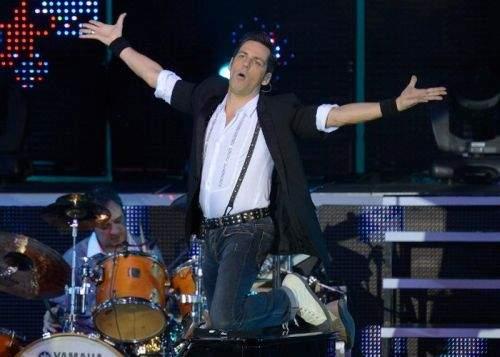 Ştefan Bănică Jr. a început seria celor peste 300 de concerte de Crăciun
