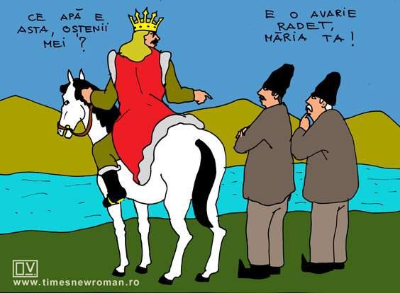 Ştefan cel Mare şi Curios