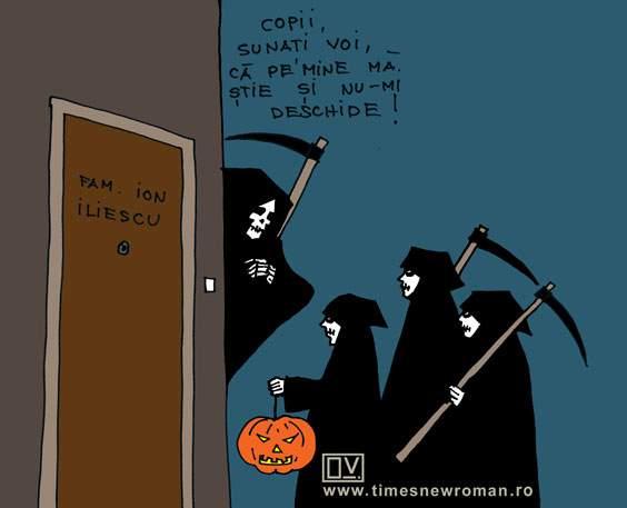 Surpriza de Halloween