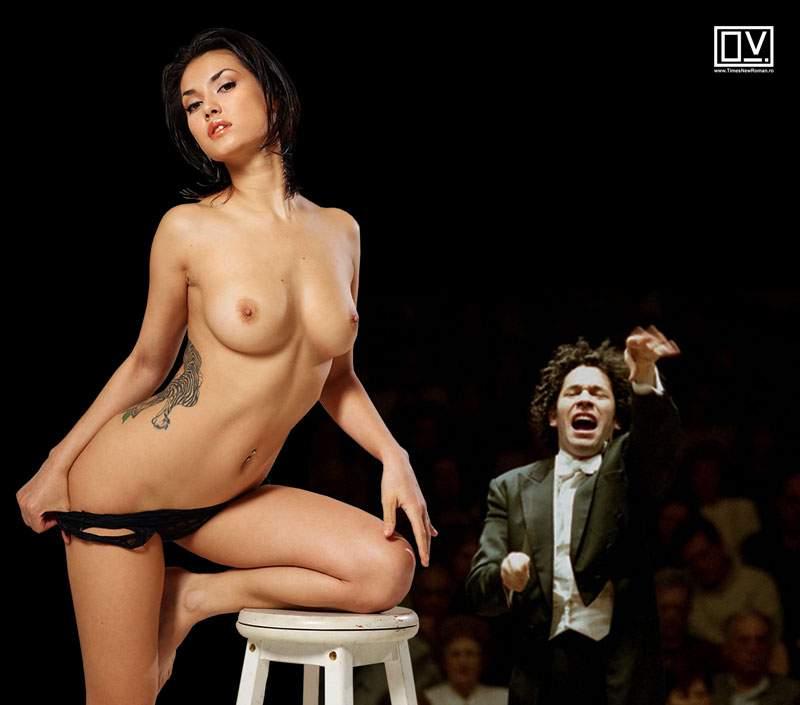 Symphonic striptease