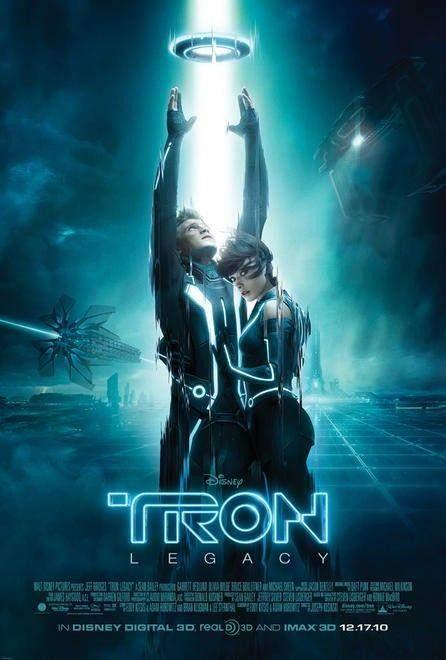 Tron: Legacy – hai să 01011010001 – sper că mă-nţelegi…